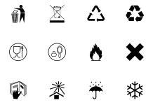 A piktogramok ismerősek lehetnek