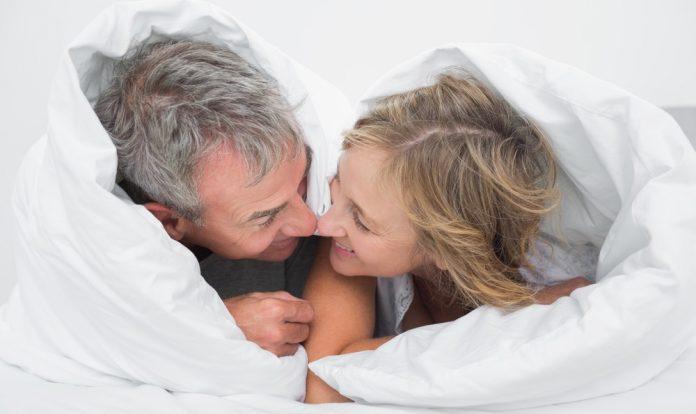 A szex 50 felett már nem egészen másról szól