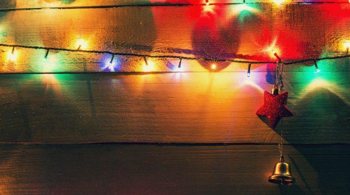 A karácsonyi világítás fontos ünnepi kellék