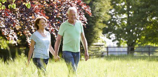 Az életmódváltás 50 felett könnyebb egy társsal