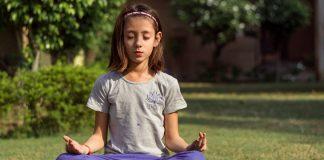 A meditáció gyerekeknek kitalált változatát hamar megtanulják a kicsik