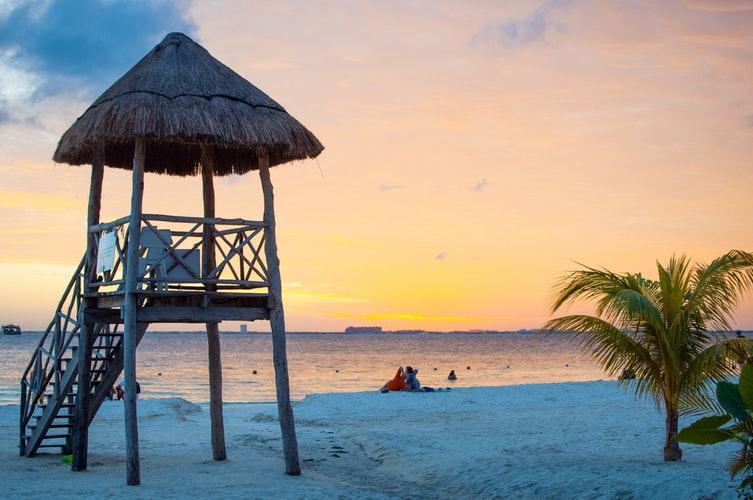Mexikó is közkedvelt, téli célpont