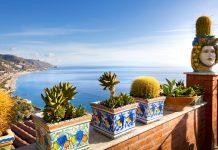 Taormina, Szicília