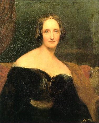 Mary Shelley portréja