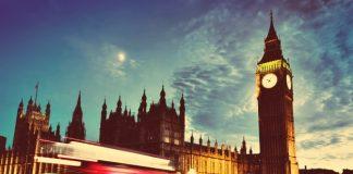 Európa fővárosai, London