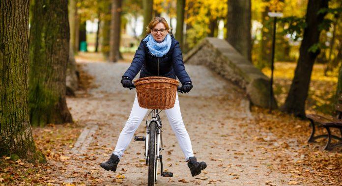 Ha az önfejlesztés 50 felett azt jelenti, hogy megtanulsz kerékpározni, akkor tedd azt!