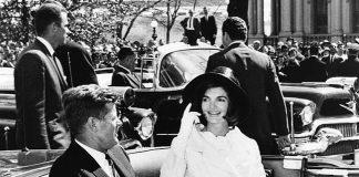 Jackie és J. F. Kennedy 1963 tavaszán