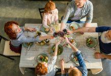 A családi vacsora nem csak az evésről szól