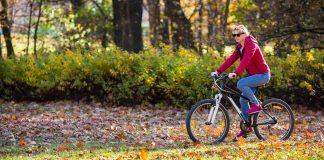 A biciklis útvonalak akár gyerekkel vagy unokákkal is használhatóak