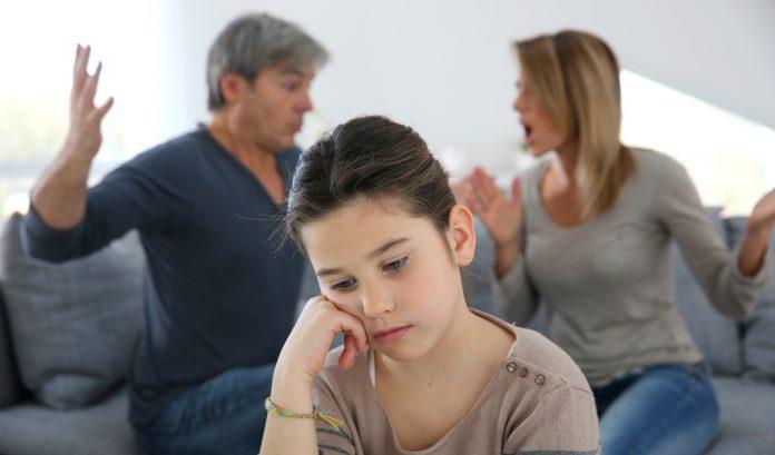 A válás hatása romboló lehet