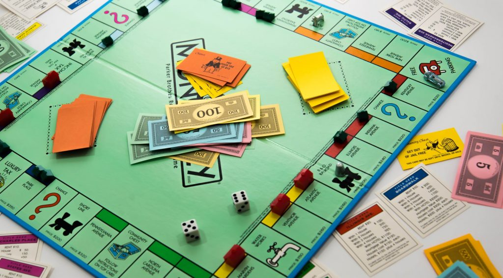 A Monopoly egy nő ötlete volt, de valaki más szabadalmaztatta