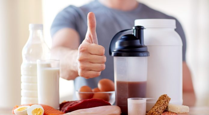 A fehérje bevitel is lehet tudatos döntés eredménye