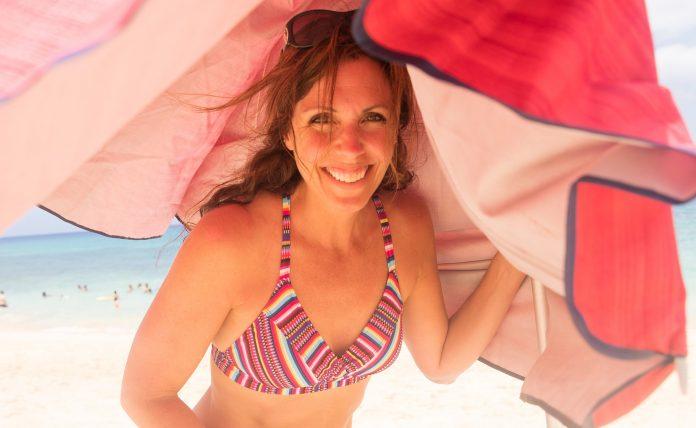 A bikini viselése 50 felett is jó döntés