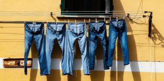 Kék farmer, a legnépszerűbb ruhánk