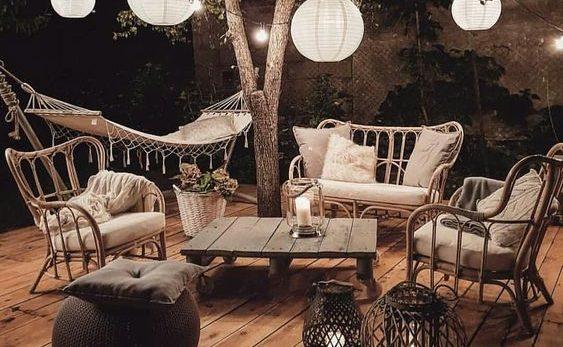Kerti dekoráció ötletek minden kertbe!