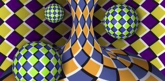 Egy igazán látványos optikai illúzió