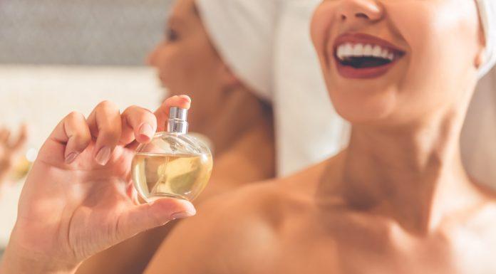 A kedvenc parfüm elárulja viselőjét