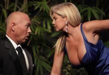 Az 50 felett randevúzás egyik merész pillanata