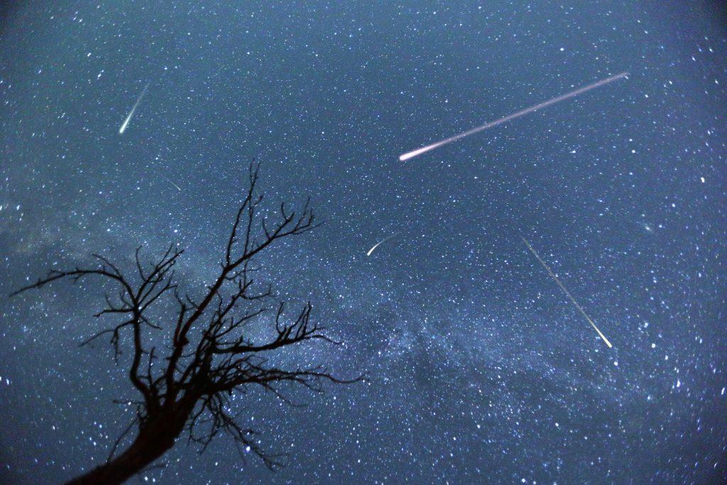 Meteor eső