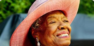 Maya Angelou (forrás: sapeople.com)