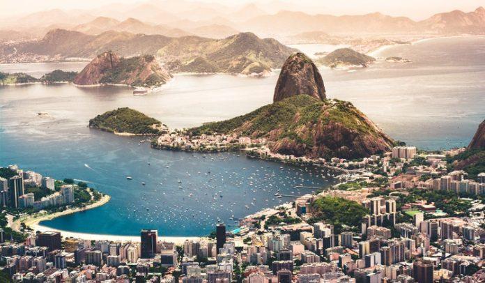 Rio de Janeiro lenyűgöző látképe
