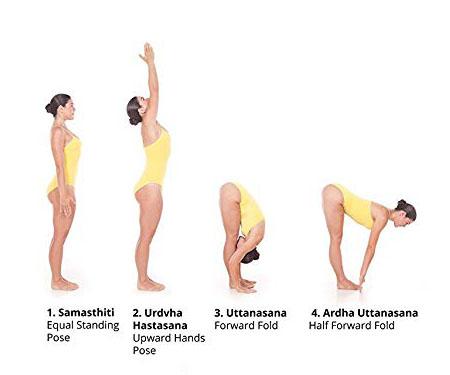 A jóga kezdőknek is remek választás