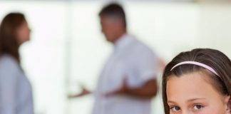 A válás hatása a gyermekre