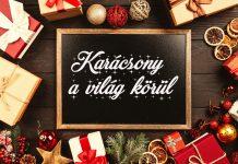 Karácsonyi szokások a világban