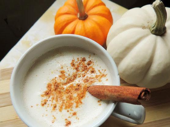 Karácsonyi koktélok:v pumpkin spice latte rummal