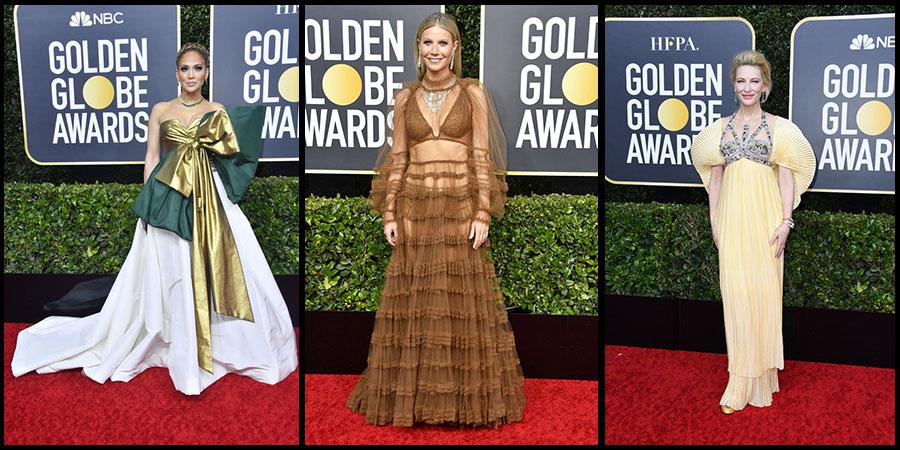 A Golden Globe-gála legrosszabb ruhái