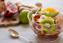 Immunrendszer erősítő ételek: gyümölcssaláta