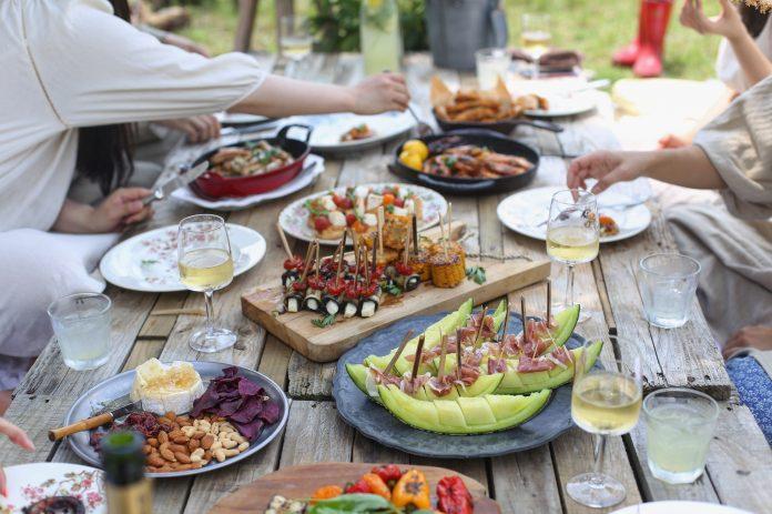 Könnyű nyári ételek otthon
