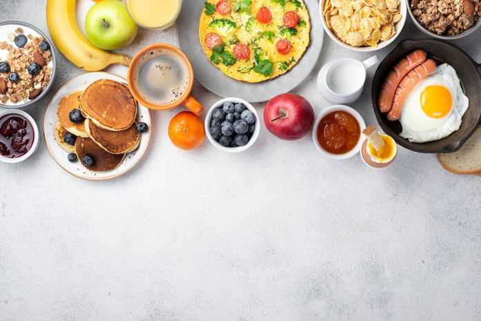Egészséges reggeli ötletek rohanós napokra