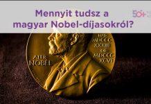 Magyar Nobel-díjasok kvíz