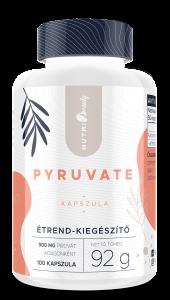 Pyruvate - a hatékony zsírégető