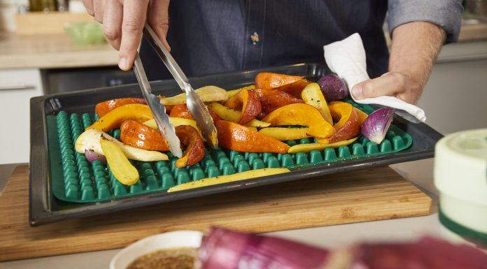 Tchibo kínálat - szilikon sütőlap