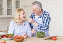 Rostban gazdag ételek fogyasztása