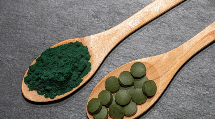A spirulina alga hatása