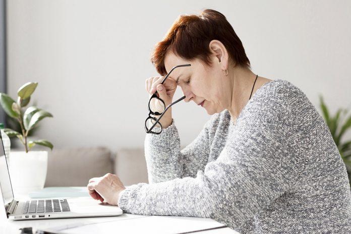 Ha a szorongást testi tüneteit érzed, baj van!