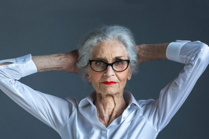Daphne Selfe - Ismerd meg a világ legidősebb modelljét!